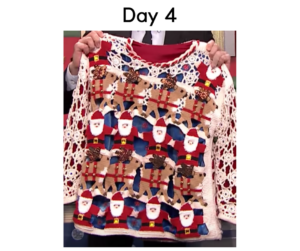 12 Days Of Ugly Christmas Sweaters Studio Audience Tickets